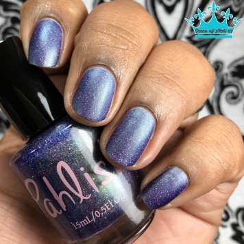 Pahlish - The Land of Tears - w/ matte tc