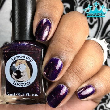 Lemming Lacquer - Reincarnate - w/ glossy tc