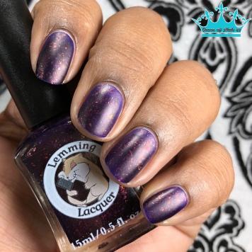 Lemming Lacquer - Reincarnate - w/ matte tc
