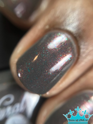 Supernatural Lacquer - Smells Like Teen Spirit - macro