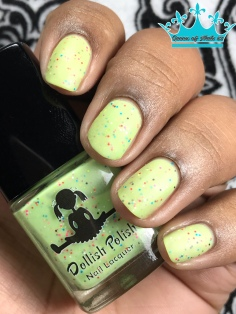Dollish Polish - Summer of Love - w/ matte tc