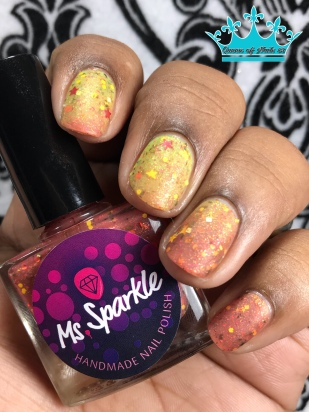 Ms. Sparkle - Girls Wanna Have Fun - w/ matte tc