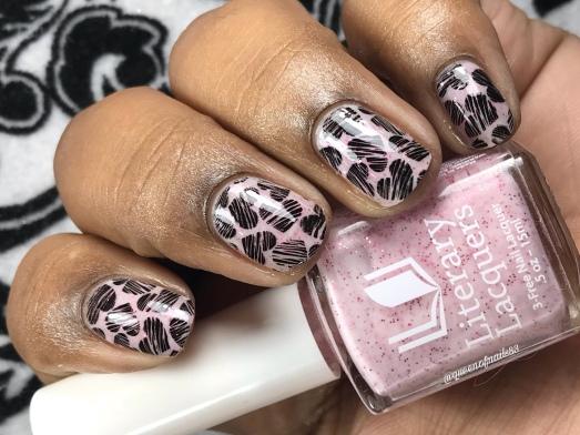 Princess Buttercup - w/ nail art