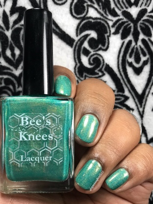 Bee's Knees - Joy in the Little Things - w/ glossy tc