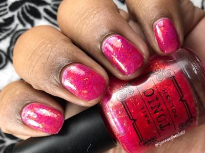 Uniporn Adorned - w/ nail art