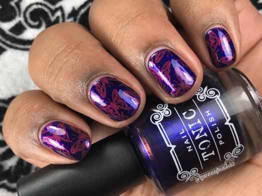 #chibound - w/ nail art