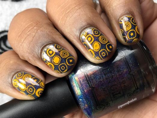 Ambrosia - w/ nail art