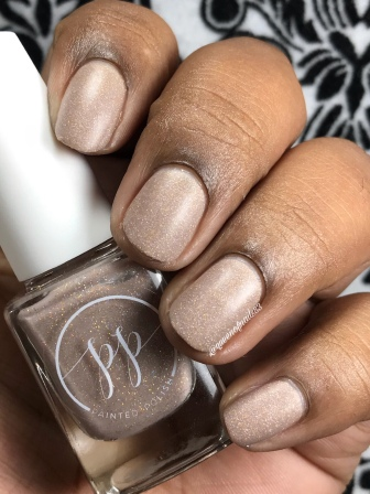 Tickled Taupe - w/ matte tc