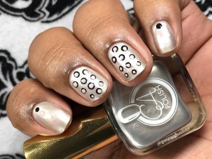 Queen - w/ nail art