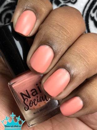 Make Him Blush - w/ matte tc