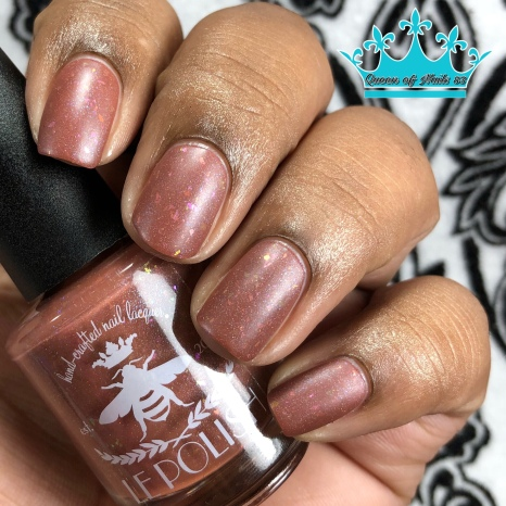 "LE Polish - ""Laws Are Not Enough"" - w/ matte tc"