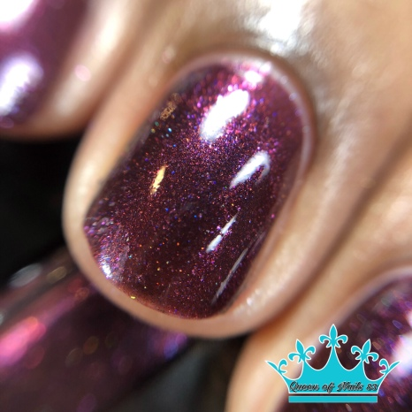 "Sassy Pants Polish - ""Stewards of the Earth"" - macro"