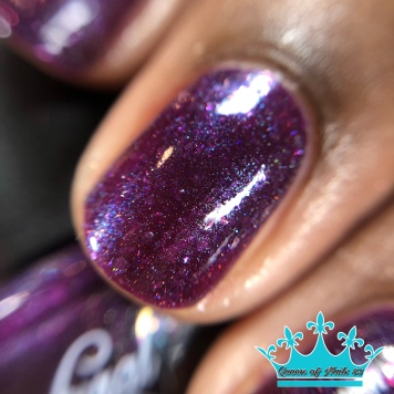 Supernatural Lacquer - What Fools These Mortals Be - macro