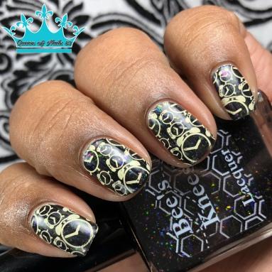 You So Slick - w/ nail art
