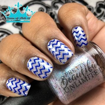 Faerie Mound - w/ nail art