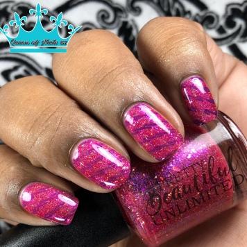 Butterfly Wings - w/ nail art