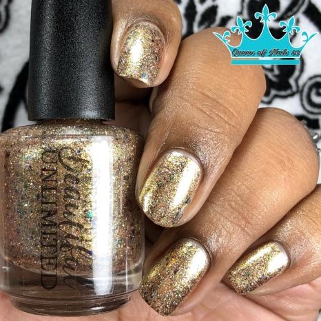 Fae Gold - w/ glossy tc