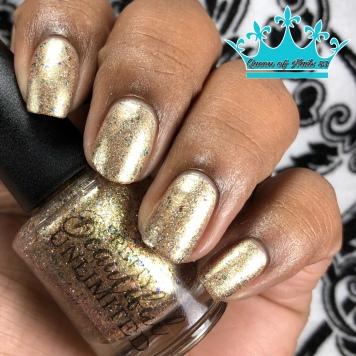 Fae Gold - w/ matte tc