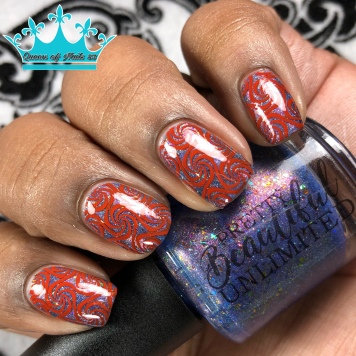 Seelie Court - w/ nail art