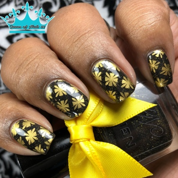 I Am The Knight - w/ nail art