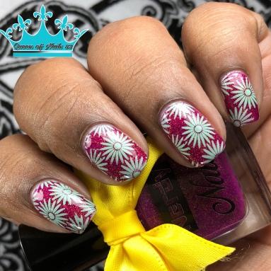 Oracle - w/ nail art