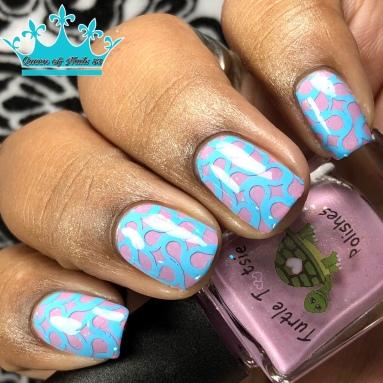 Don't Call Me MA'AM! - w/ nail art