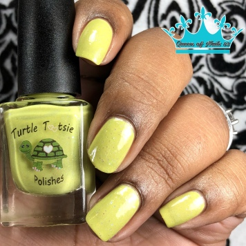 Crumbs In The Butter - w/ glossy tc