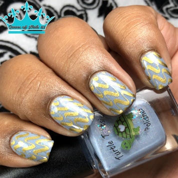 Use Your Turn Signal! - w/ nail art