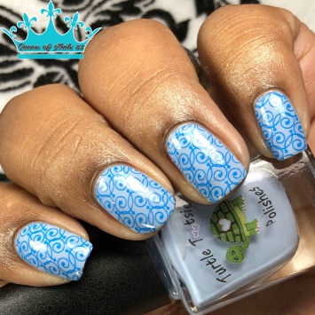 Your Car Needs ONE space not TWO! - w/ nail art