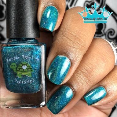 Turtle Tootsie - This Night Belongs to Polish - w/ glossy tc