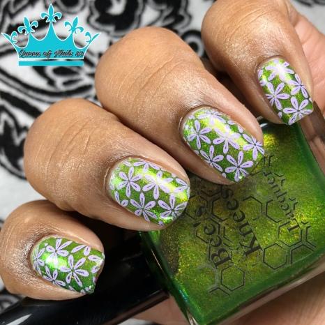 Murky Dismal - w/ nail art