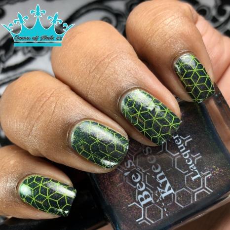 On-X - w/ nail art