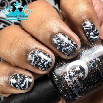 Mr. Boddy - w/ nail art