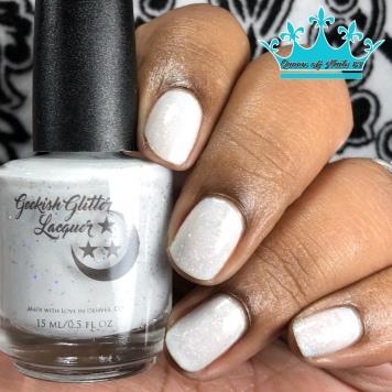 Mrs. White - w/ glossy tc