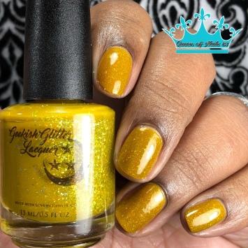 Colonel Mustard - w/ glossy tc