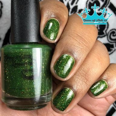 Mr. Green - w/ glossy tc