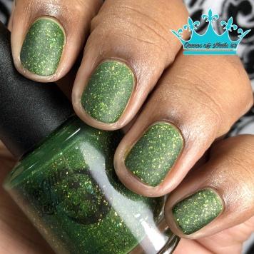 Mr. Green - w/ matte tc