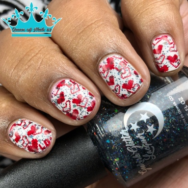 Wadsworth the Butler - w/ nail art