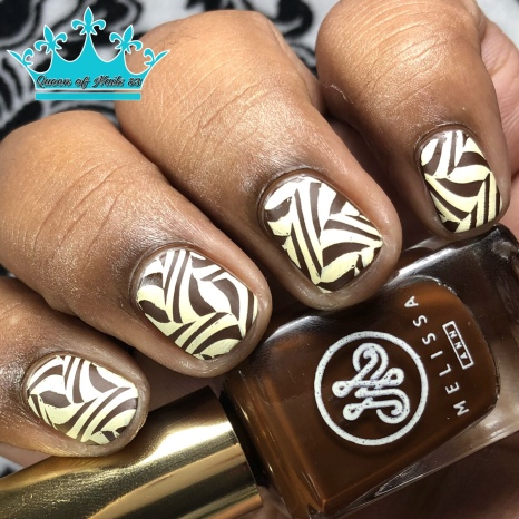Right About You - w/ nail art