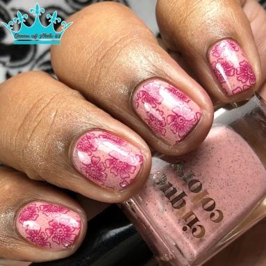 Rose Canyon - w/ nail art