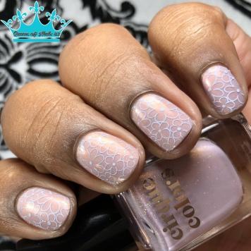Fata Morgana - w/ nail art