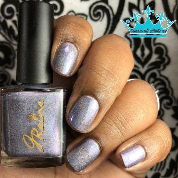 Jreine - The Galaxy Rocks - w/ glossy tc