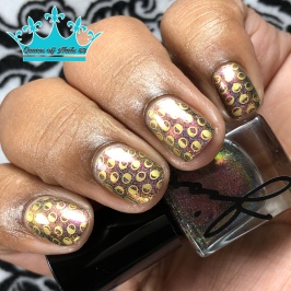 Jior Couture - Gamora Doesn't Dance - w/ nail art