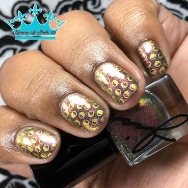 Jior Couture - Gamora Doesn't Dance - w/ nail art