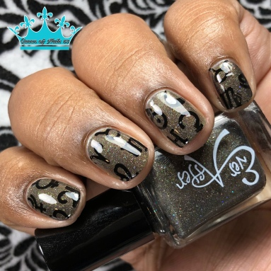 Ever After - To Infinity & Beyond - w/ nail art