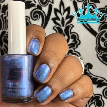 Shinespark Polish - Maveth - w/ glossy tc