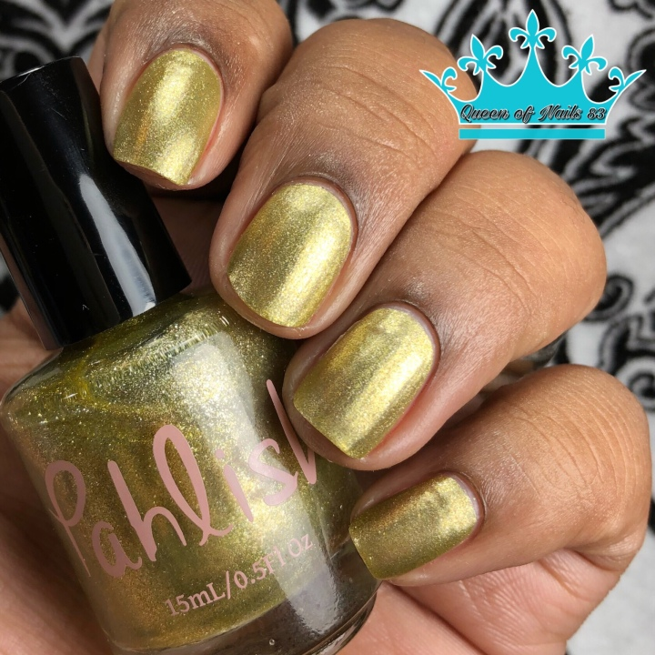 Moore Swatches: Pahlish – March Release and Facebook Group Customs