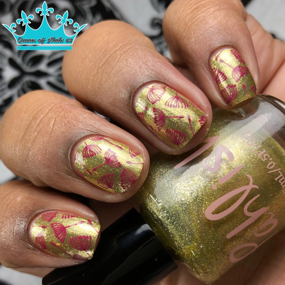 Moore Swatches: Pahlish – March Release and Facebook Group Customs ...