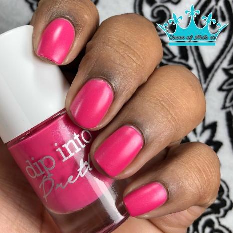 Dip Into Pink - w/ matte tc