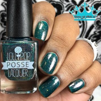 Lollipop Posse - Merry Wanderer Of The Night - w/ glossy tc